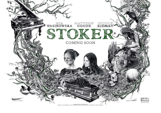 Film of the Week:  Stoker. India's Story of Death, Love and Insanity