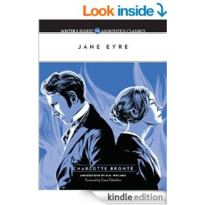 new annotated version of Jane Eyre is out now on Amazon
