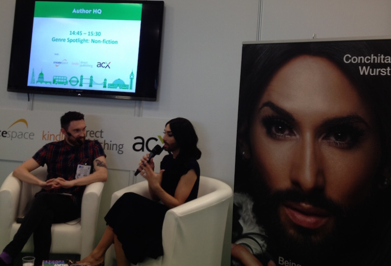 Conchita Wurst on being truly who you are