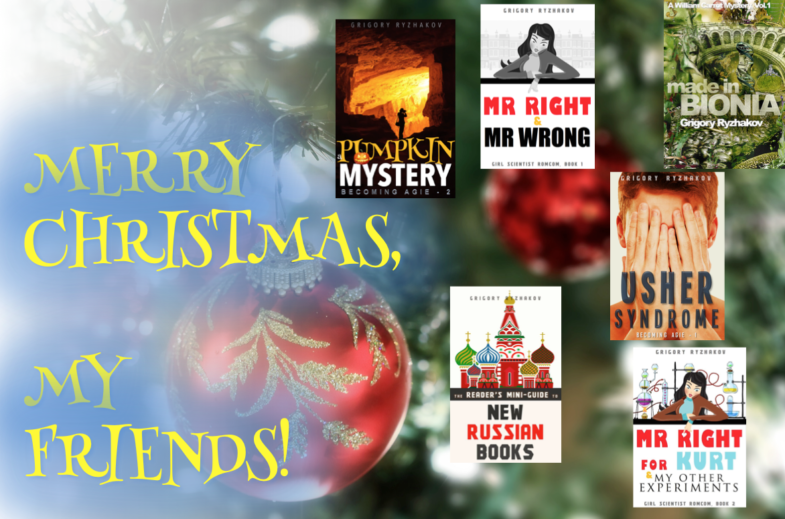 all my books are on sale - 99p -only this holiday season